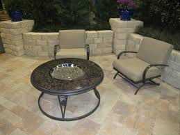 Easy Diy Laying Pavers Tips For Your Exterior Design: Charming Patio Design  With Laying Pavers