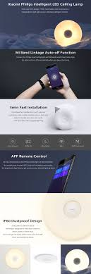 Xiaomi Philips Smart Led Ceiling Lamp