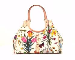 gucci used. gucci limited edition floral canvas jackie hobo bag | gently used - secret stash