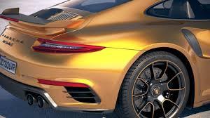 2018 porsche 911 turbo s. contemporary 911 porsche 911 turbo s exclusive series 2018 royaltyfree 3d model  preview  no throughout porsche turbo s