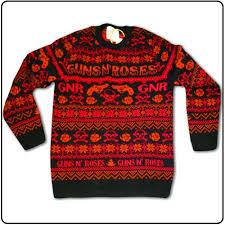 Guns N Roses - Pistol Skull Christmas Sweater | Christmas ...
