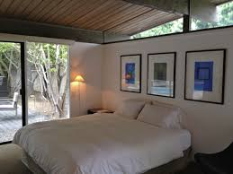 Mid Century Modern Master Bedroom Modern Homes Los Angeles Eugene Weston Iii Residence 1954 In