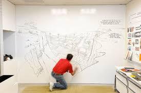 whiteboard wall dry erase wall