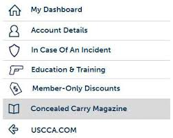 Uscca Review 2019 Vs Nra Carry Guard Ccw Safe And More