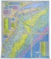 New York Fishing Charts Tuna Fishing Mudhole Canyons