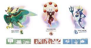 Starters Mega Evolutions | Mega evolution, All plants, Evolution