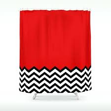 lodge shower curtain black lodge dreams twin peaks shower curtain lodge shower curtain low