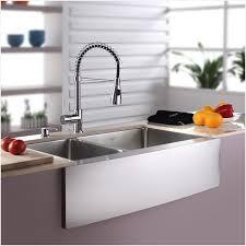 kraus farmhouse sink comfy kraus 36 inch farmhouse double bowl stainless steel kitchen sink