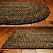 country jute braided area throw rugs oval rectangle 20x30 8x10 m for