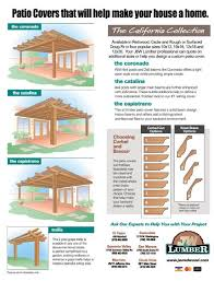 Patio Cover Plans Diy Awesome Covers Or Free Standing 99 Inside 19