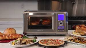 steam toaster oven. Perfect Steam Cuisinart Combo Steam  Convection Oven CS0300 Commercial Video  YouTube Inside Toaster P