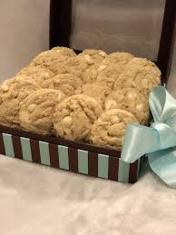 photo of picture perfect cookies mansfield tx united states white chocolate macadamia