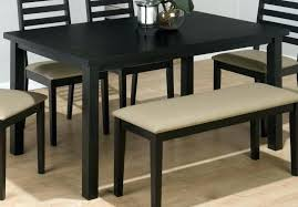 rectangular dining table with bench small rectangular kitchen tables fresh concept for your rectangle kitchen table
