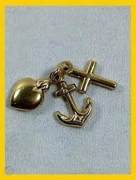 1ar no s 14k gold heart cross