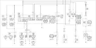 yamaha 650 chopper wiring diagrams shelectrik com