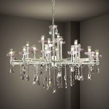 bathroom accessories bathroom chandelier candle hanging modern crystal chandelier lighting with stainless steel