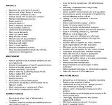 Delighted Adjective Words For Resume Ideas Entry Level Resume