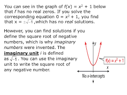 you can see in the graph of f x x 2 1