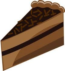 chocolate cake slice clip art. Piece Of Chocolate Cake Clipart And Slice Clip Art