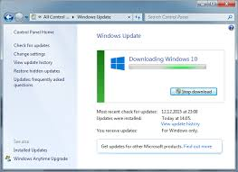 How To Update Windows 7 Microsoft Strikes Again How To Not Upgrade To Windows 10