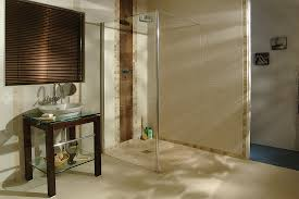 barrier free shower and wet room tuff form