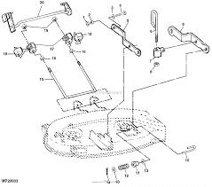 John deere parts diagrams john deere s2348 scotts yard tractor