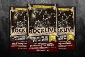 Concert Poster Design 21 Concert Poster Designs Free Premium Templates