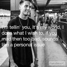 Rap Song Quotes Extraordinary GEazy Quotes Quotesrolling Ideas Pinterest Songs Rap