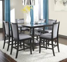 Ashley Furniture Kitchen Table Appealing Ashley Furniture Dining Room Sets Rectangle Black Marble