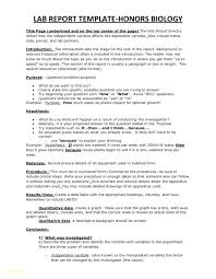 Lab Report Word Template Professional Lovely Of Practical ...