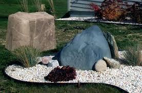 Backyard Rocks Pictures Of Landscaping With Rocks Landscape Rocks Hide
