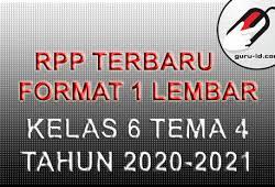 Le barème adopté à l'assemblée malus : Download Rpp Daring Kelas 6 Format Word Revisi 2021 Info Pendidikan Terbaru