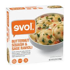 ernut ravioli single frozen meals