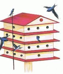 martin bird house plans. Make Your Own Purple Martin House (house Plans) Instant Download Pdf Bird Plans