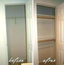 simple closet ideas. Brilliant Closet Interior Small Closets Ideas Elegant DIY Closet Organization YouTube  Intended For 19 From With Simple T