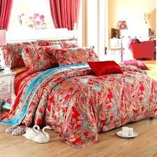 red and white duvet cover paisley bedding trend red sets for your duvet covers with red and white duvet cover