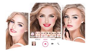 youcam makeup magic selfie cam is a one stop ar makeup and hair app