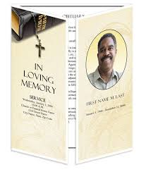 microsoft office funeral program template funeral program templates gatefold bible memories