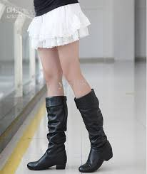 size 12 women boots new arrival women boots yzs168 soft pu leather tall boots size from