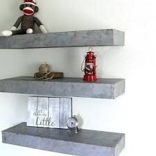 Oak Corner Floating Shelves Amazing Gray Floating Shelves Wall Shelf Oak Queeryoungcowboys