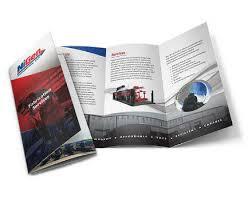 Award Winning Corporate Brochure Design Marions Print Design Services