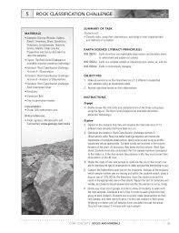 Core Concepts Rocks Minerals