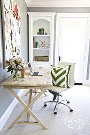 stylish home office space. Stylish Home Office || Shea McGee Design Space