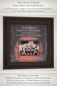 description basketball coach gift