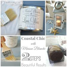 coastal chic furniture. coastal chic painted furniture makeover w