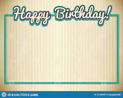 Templates For Birthday Cards Happythday Card Template Printable Ppt Powerpoint Free