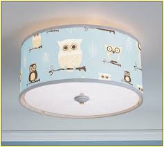 nursery ceiling light shade