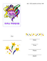 birthday party invitation templates party invitations templates birthday party invitation templates online
