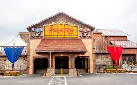celebrate the pirate spirit with fun and adventure in pigeon forge tn pirates voyage dinner show