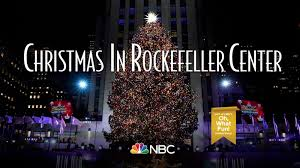 Nbc News Christmas Lights How To Watch Christmas In Rockefeller Center Online Technadu